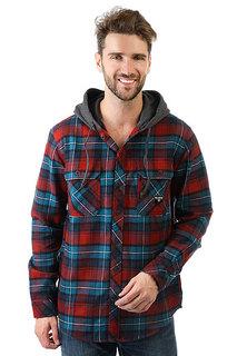 Рубашка в клетку Billabong Austin Brick