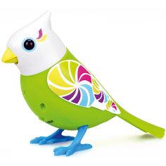 Птичка с домиком, салатовая, DigiBirds Silverlit