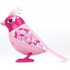 Птичка с домиком, розовая, DigiBirds Silverlit