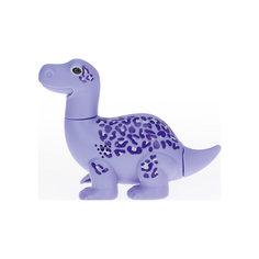 Динозавр, фиолетовый, DigiBirds Silverlit