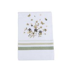 Полотенце подарочное LEGRAND махровое 50*90, TAC, зеленый