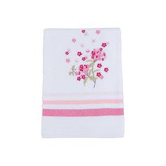 Полотенце подарочное FUSION махровое 50*90, TAC, розовый