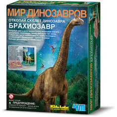 Скелет Брахиозавра, 4М 4M
