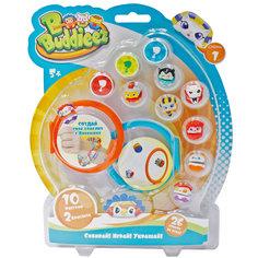 Набор Bbuddieez: 10 шармов-персонажа, 2 браслета, 1toy