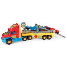 Эвакуатор Super Truck с авто Формула, Wader