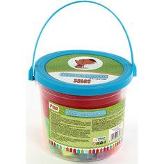 Тесто для лепки: 26 цветов, 442г, формы, ролик Color Puppy