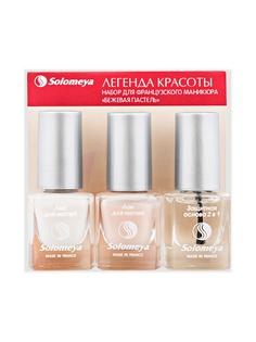 Лаки для ногтей SOLOMEYA