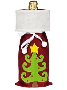 Носок для подарков Дерево Счастья