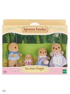 Фигурки-игрушки Sylvanian Families