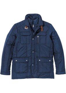 Зимняя куртка Regular Fit (черный) Bonprix