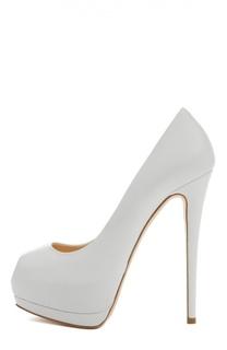 Кожаные туфли Sharon Giuseppe Zanotti Design