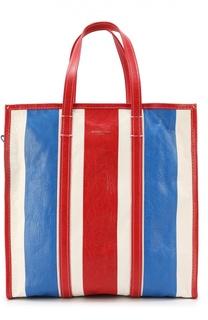 Кожаная сумка Bazar Shopper M Balenciaga