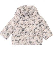 Куртка с капюшоном Monnalisa