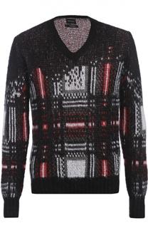 Вязаный пуловер Diesel