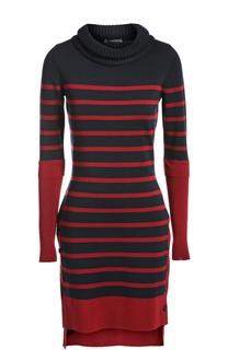 Вязаное платье Alexander McQueen