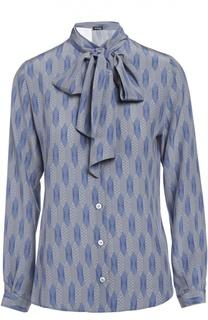 Блуза Kiton
