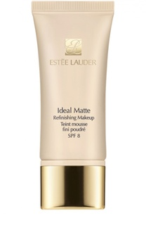 Матирующая крем-пудра Ideal Matte Refinishing Makeup Pebble Estée Lauder
