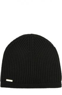 Шерстяная шапка с перчатками Dsquared2