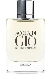Парфюмерная вода Acqua Di Gio Essenza Giorgio Armani