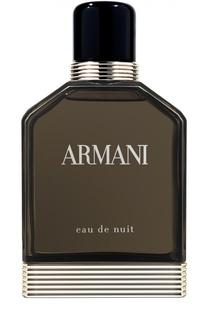 Туалетная вода Eau De Nuit Giorgio Armani