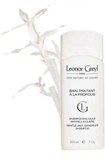 Лечебная ванна-шампунь с прополисом Leonor Greyl