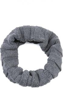Вязаный шарф-снуд Artiminesi