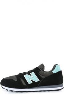 Замшевые кроссовки 373 Classic New Balance