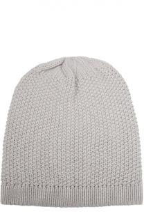 Вязаная шапка из смеси шерсти и кашемира Artiminesi