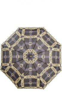 Зонт с футляром Moschino