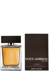 Туалетная вода Dolce&Gabbana The One For Men Dolce & Gabbana