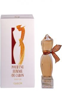 Духи Pour Une Femme Caron