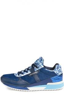 Комбинированные кроссовки Nigeria Dolce & Gabbana