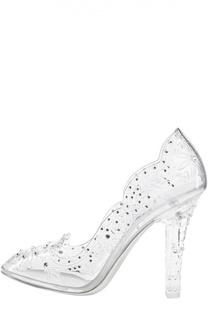 Туфли Bette из плексигласа Dolce & Gabbana