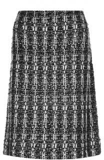 Вязаная юбка St. John