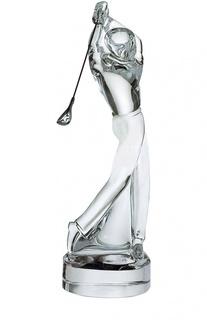 Скульптура Augusta Golfer Baccarat