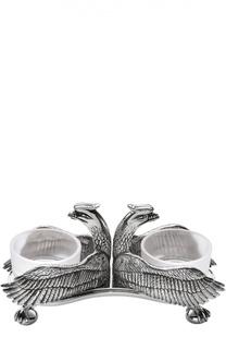Подставка для соли и перца Malmaison Christofle