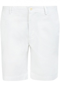 Хлопковые бермуды с карманами Polo Ralph Lauren