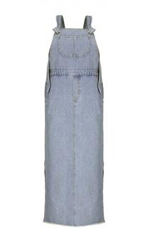 Джинсовое платье Steve J & Yoni P