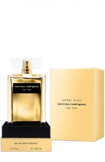 Парфюмерная вода For Her Amber Musc Narciso Rodriguez