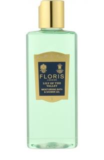 Гель для душа и ванны Lily of the Valley Floris