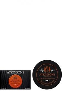 Крем для бритья The Grooming Collection Atkinsons