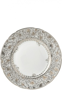 Тарелка салатная Eden Platine Bernardaud
