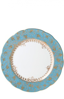 Тарелка салатная Eden Turquoise Bernardaud
