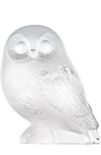 Скульптура Owl Lalique