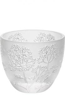 Подсвечник Ombelles Lalique
