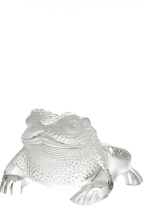Скульптура Gregoire Toad Lalique
