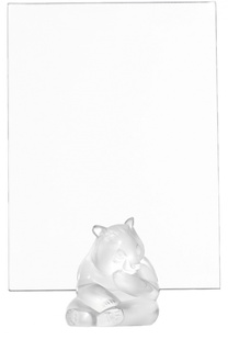 Подставка для фото Panda Lalique
