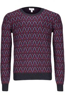 Вязаный пуловер Brioni