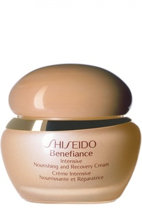 Восстанавливающий питательный крем интенсивного действия Benefiance WrinkleResist24 Shiseido