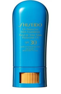 Солнцезащитное тональное средство-стик Suncare SPF 30 Shiseido